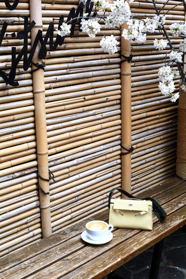 Cafe Kitsune Exterior