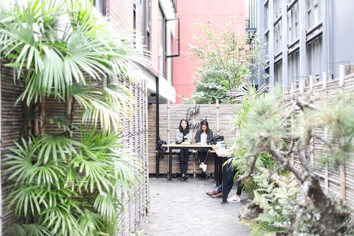 Cafe Kitsune Tokyo