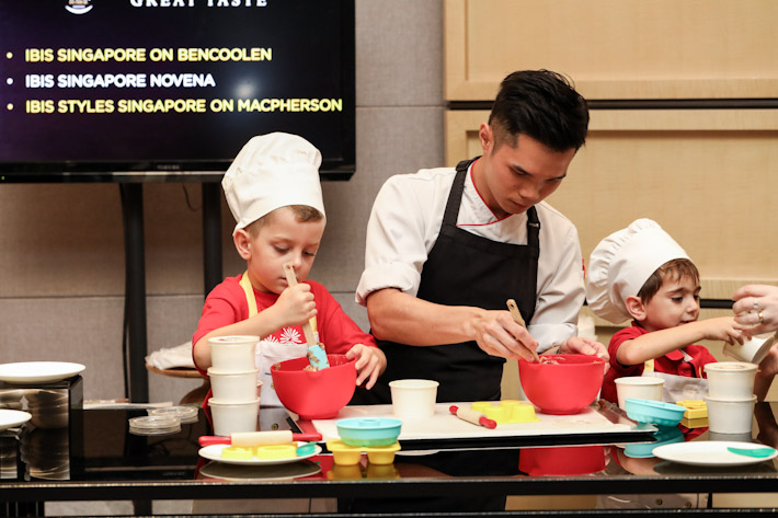 AccorHotels Kids Masterclass