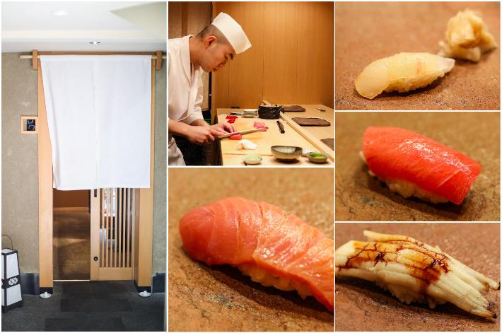 Ginza Sushi Iwa