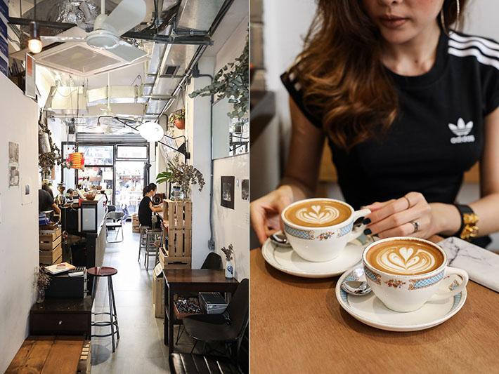 Halfway Coffee Hong Kong