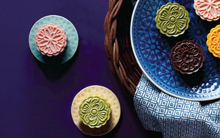 JW Marriott Singapore South Beach Mooncakes