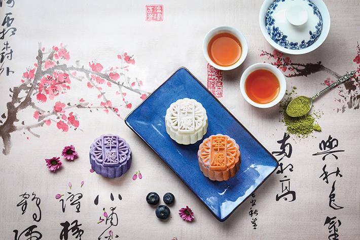 Orchard Hotel Singapore Hua Ting Mooncakes