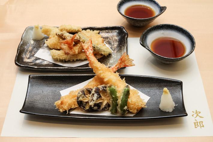 Sushi Jiro Tempura