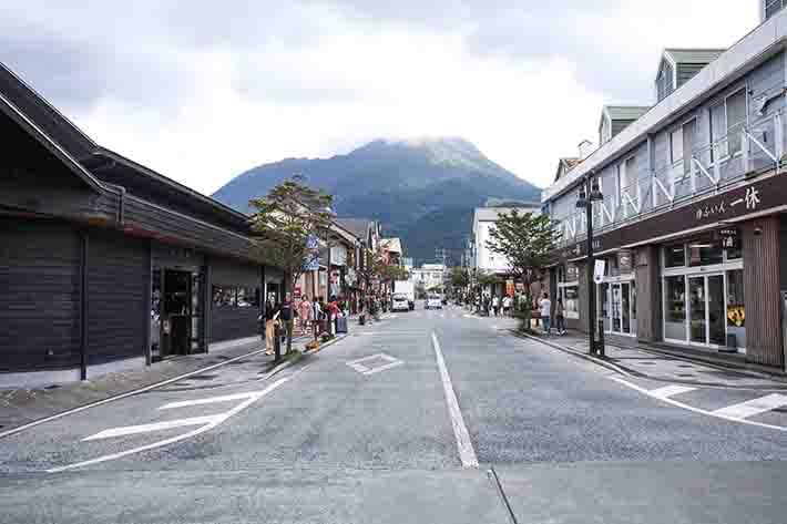 Yufuin City
