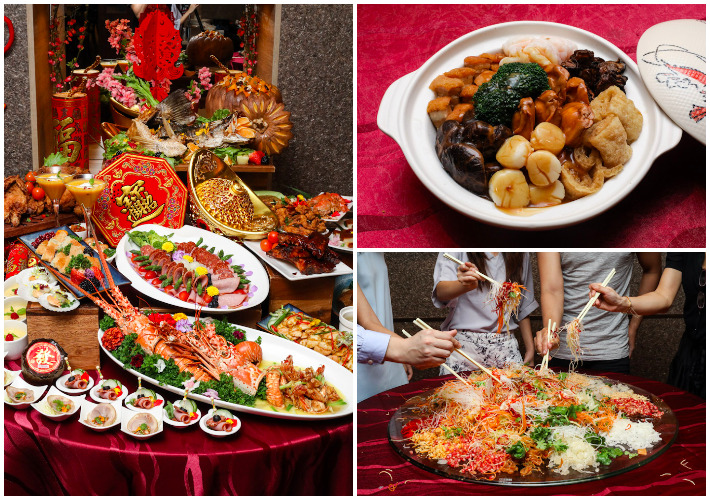 Ginger CNY Buffet