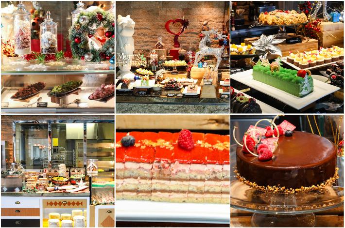Edge Dessert Buffet