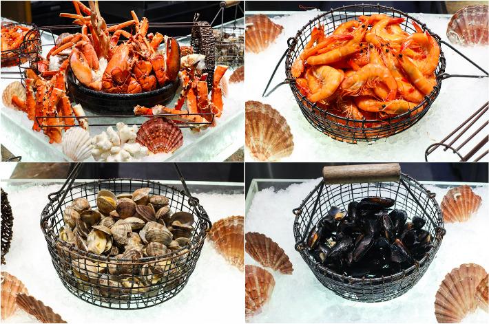 Edge Seafood Buffet