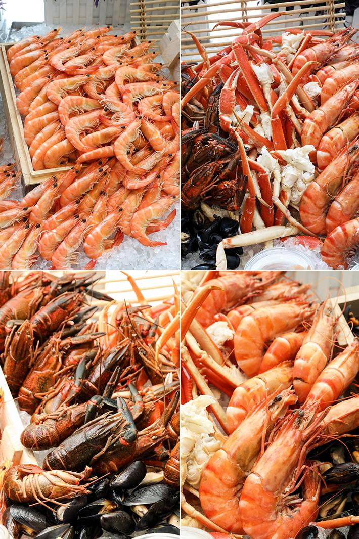 Food Exchange Seafood Buffet
