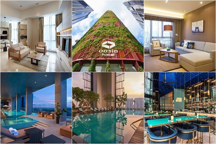Oasia Hotels 2