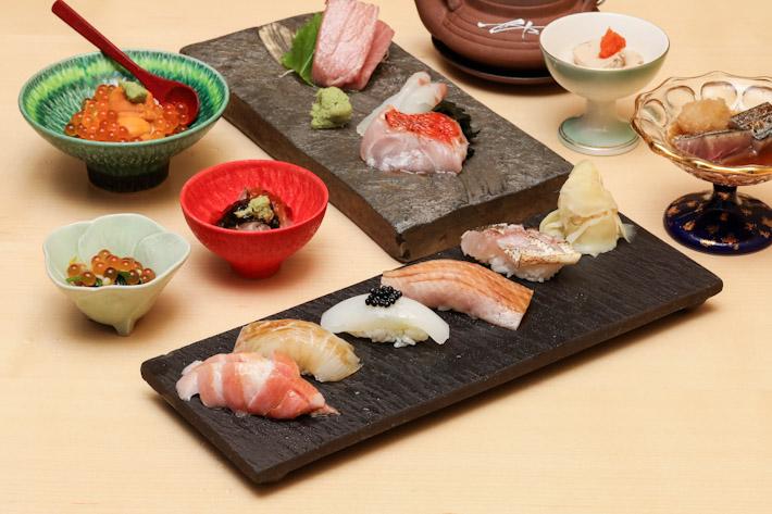 Sushi Jiro 8-course Omakase
