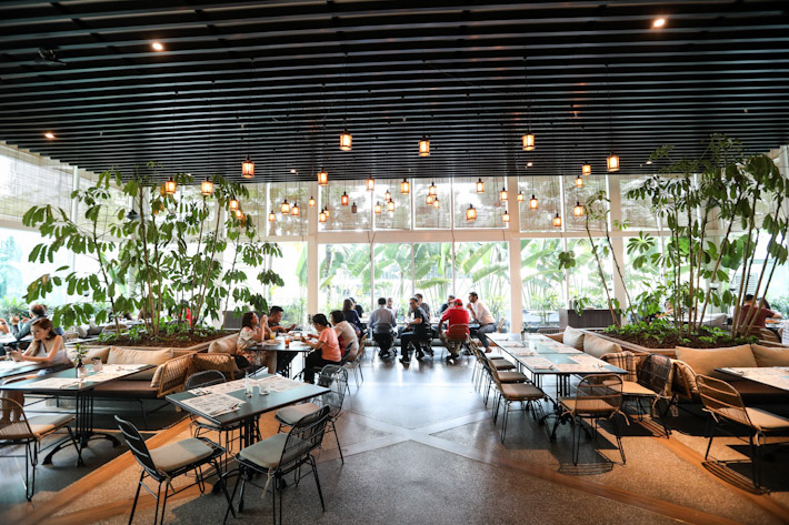 Botanico Interior 2