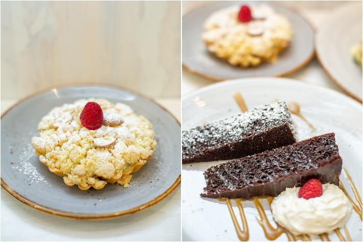 Duckland Desserts Collage