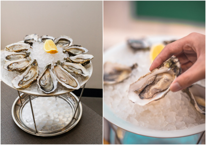 Duckland Oysters