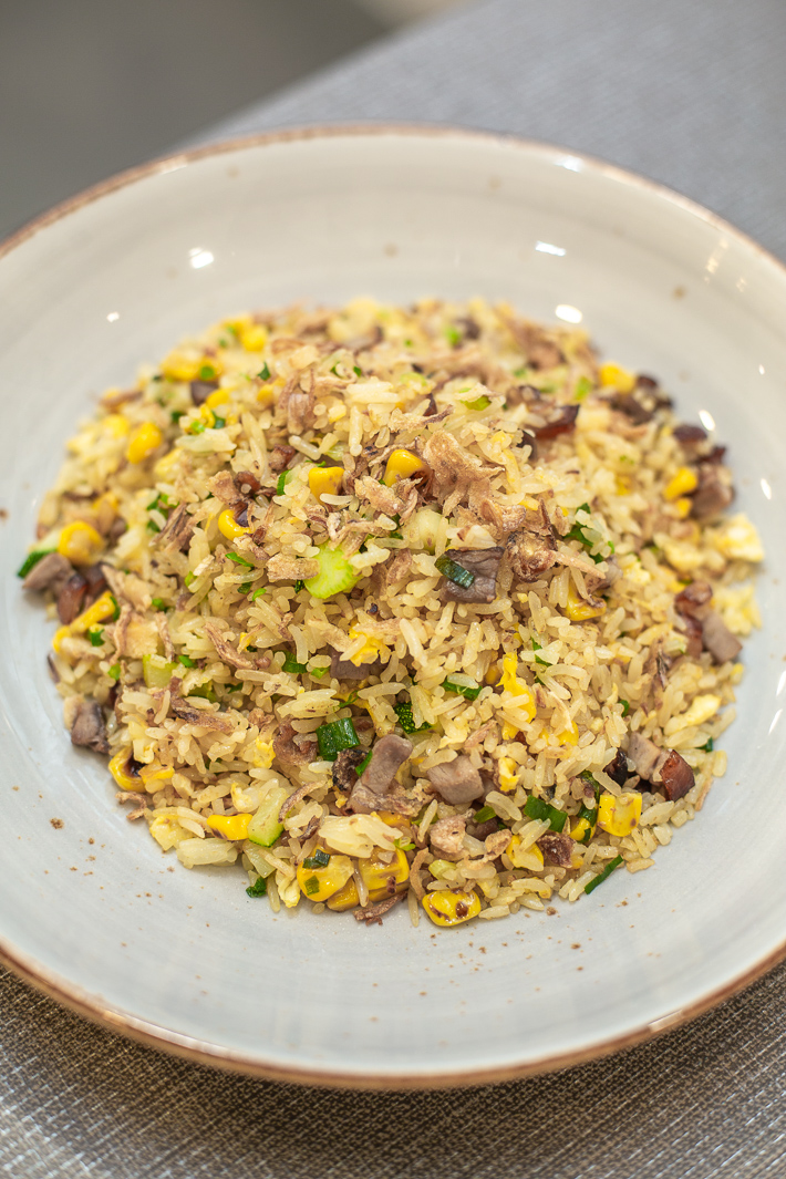 Duckland Duck Fried Rice