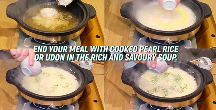 En Sakaba Porridge