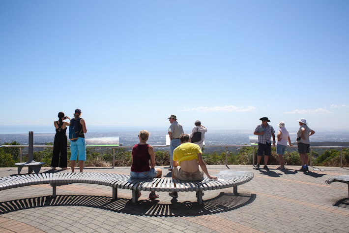 Mount Lofty Summit