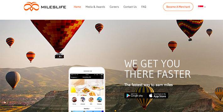 Mileslife App