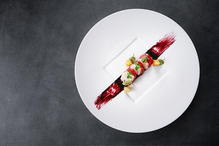 Ritz Carlton Chef Miya Lobster