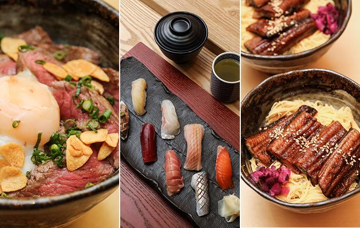 Sushi Jiro Lunch