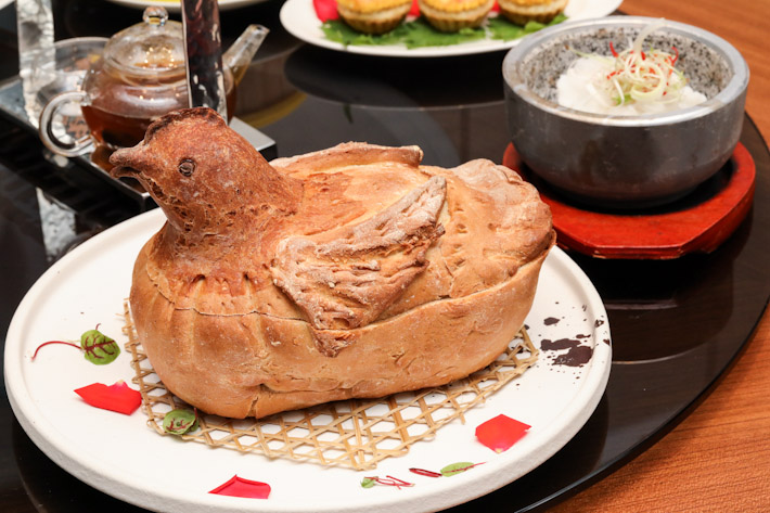 Hua Ting Whole Baked Chicken