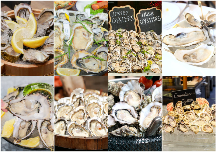 Best Oysters Singapore