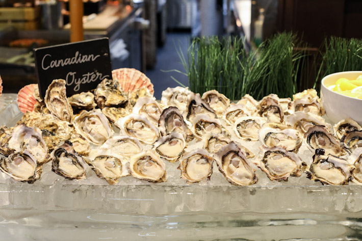 Edge Oysters