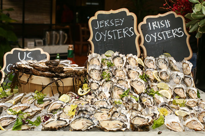 Melt Cafe Oysters