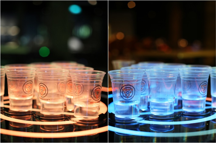 PONG Singapore Beer Pong Cups