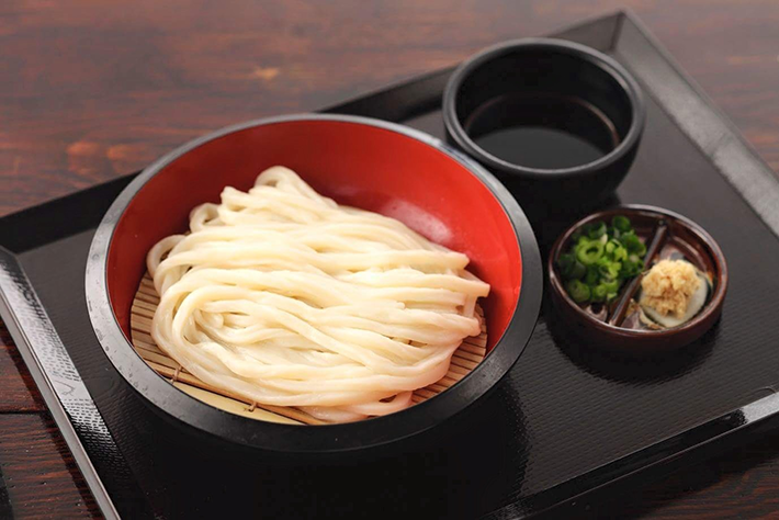 Marugame_Cold Udon with Bonito Soy Sauce Dipping (1)