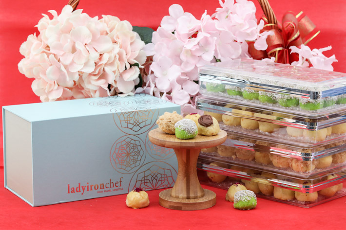 ladyironchef Pineapple Truffles Collection