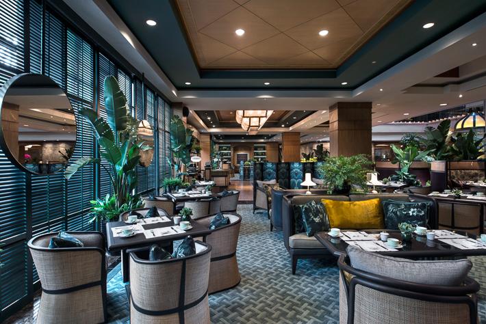 Regent Singapore Interior